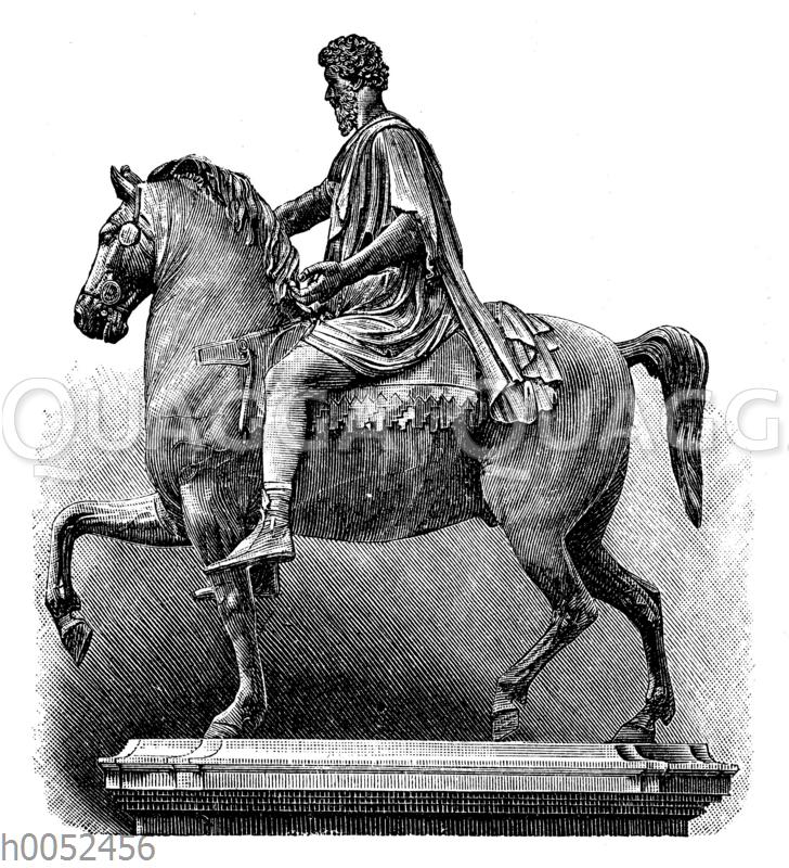 Reiterstandbild des Kaisers Marc Aurel