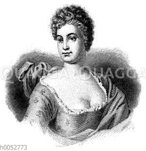 Friederike Caroline Neuber bzw. Neuberin
