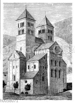 Kirche zu Murbach