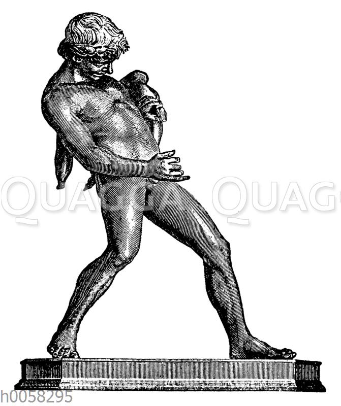Der neue Satyr von Pompeji