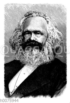 Karl Marx, 200. Geburtstag (5. Mai 1818)