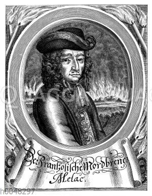 Ezéchiel de Mélac (1630–1704)