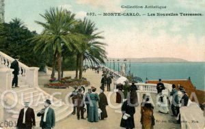 Monte Carlo. Les Nouvelles Terrasses