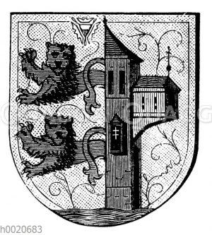Wappen von Flensburg