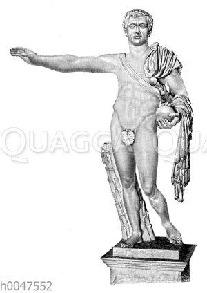 Statue des Pompejus