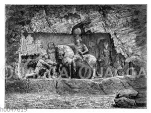 Sapores triumphiert über Balerianus