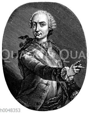 General Gideon von Loudon