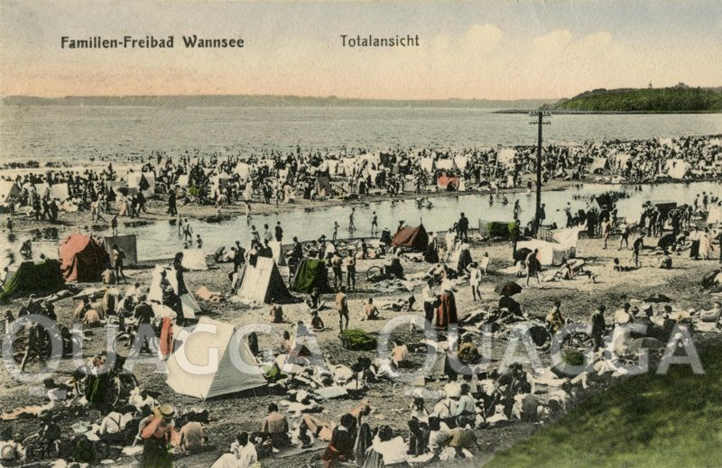 Berlin: Strandbad Wannsee
