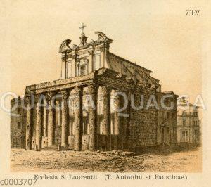 Sankt Laurentius vor den Mauern