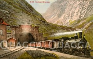 Gotthard-Express