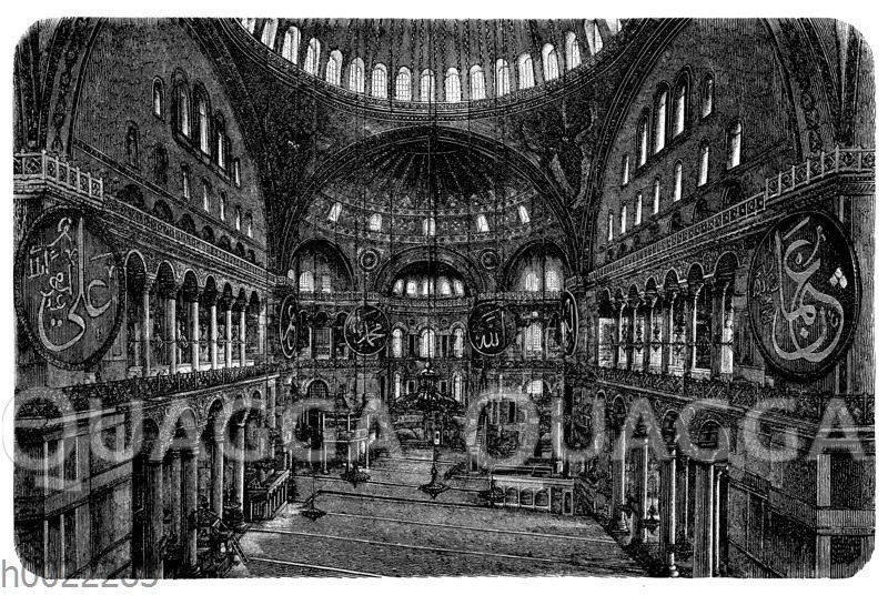 Konstantinopel: Sophienkirche