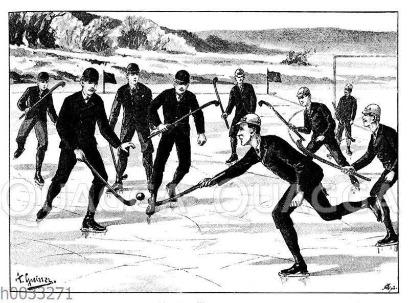 Eis-Hockey