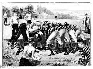 Rugby: Scrum