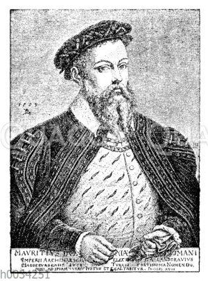 Moritz. Kurfürst von Sachsen