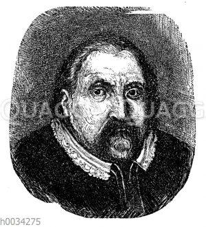 Kurfürst Friedhrich III. der Fromme von der Pfalz
