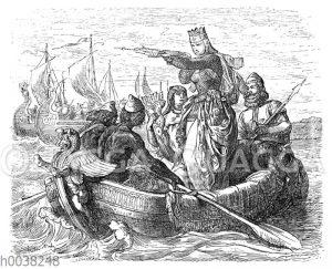 Artemisia I. in der Schlacht von Salamis