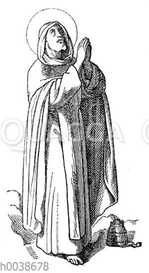 Hl. Papst Petrus Cölestinus