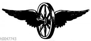 Vignette: Flügelrad