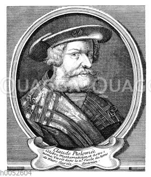 Angebliches Porträt des Ptolemäus