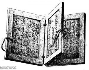 Wachstafelbuch: Römische Geschäftsurkunden