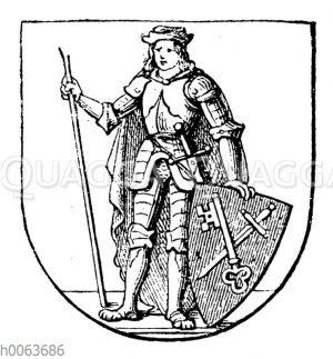Wappen von Naumburg a.d.S.