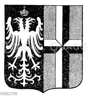 Wappen von Neuß