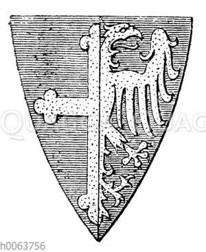Wappen von Oppeln