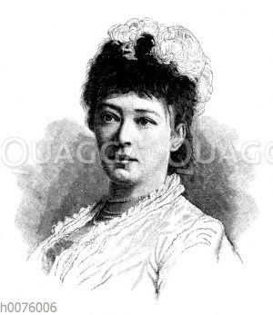 Bertha von Suttner: Porträt