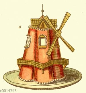Eisbombe Windmühle