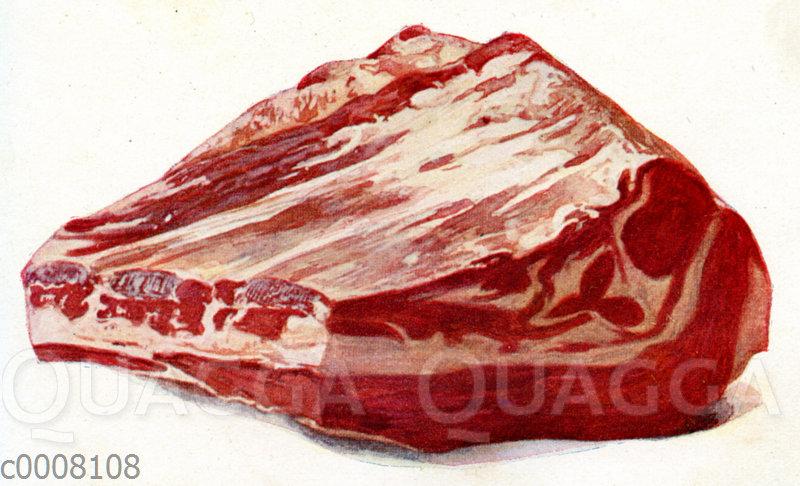 Fleisch: Rinderbrust