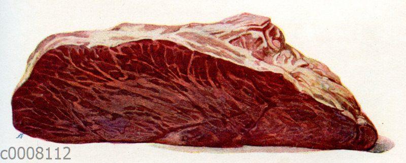 Rindfleisch: Oberschale