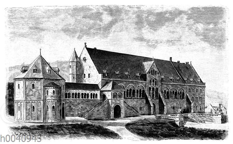 Kaiserhaus zu Goslar