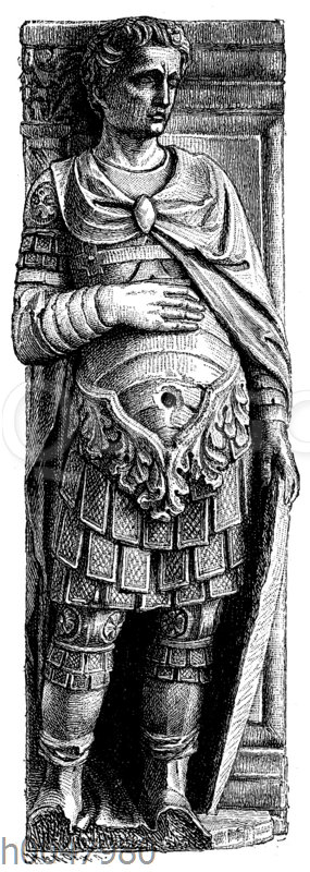 Gotischer Krieger