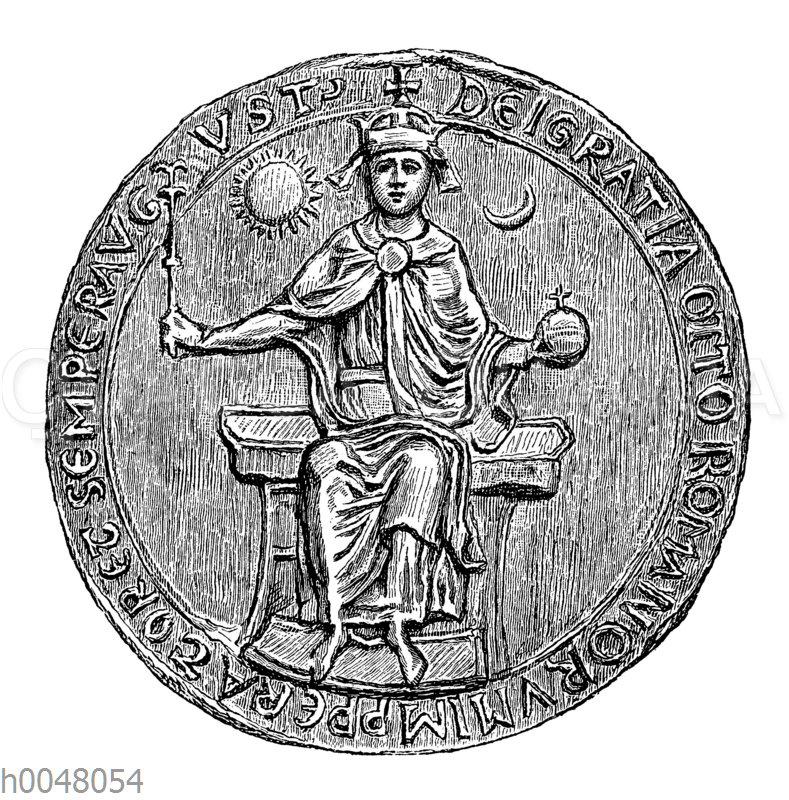 Kaisersiegel Ottos VI.