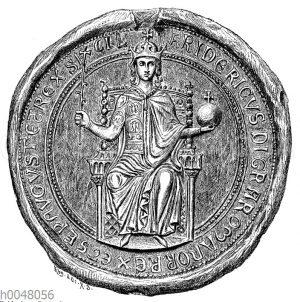 Friedrich II.: Siegel