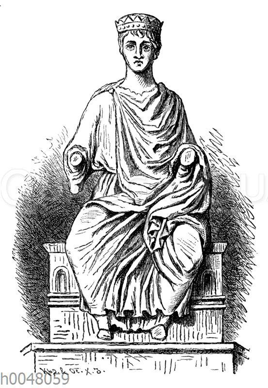 Statue Friedrichs II.