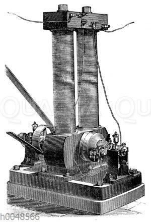 Elektrischer Generator
