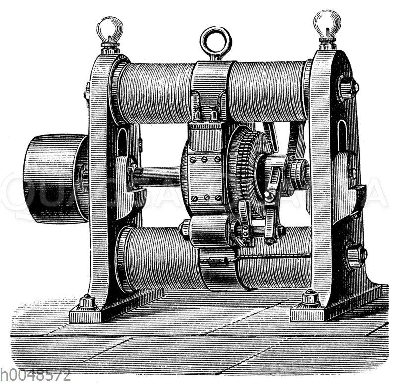 Dynamomaschine