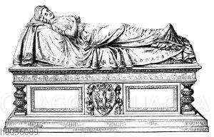 Grabdenkmal für Königin Luise von Christian Rauch
