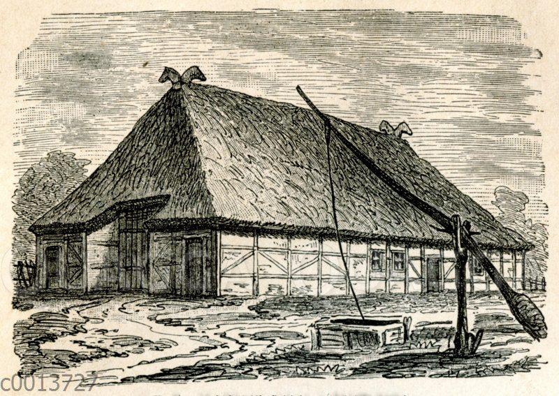 Holsteinisches Bauernhaus