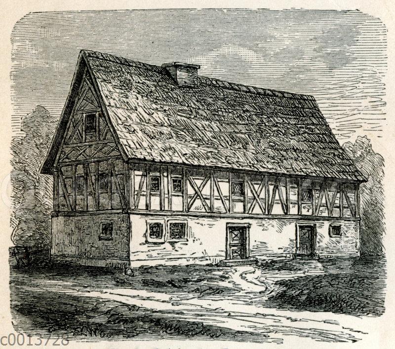 Fränkisches Bauernhaus