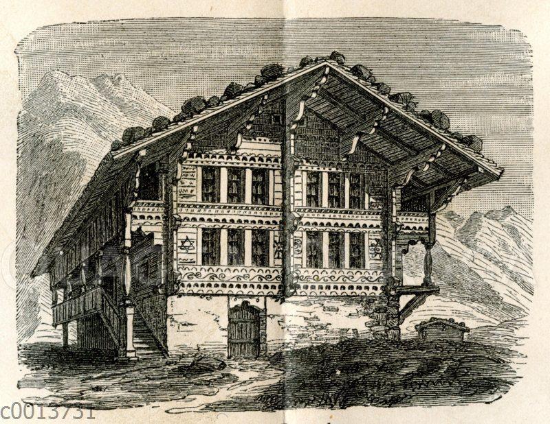 Schweizer Bauernhaus