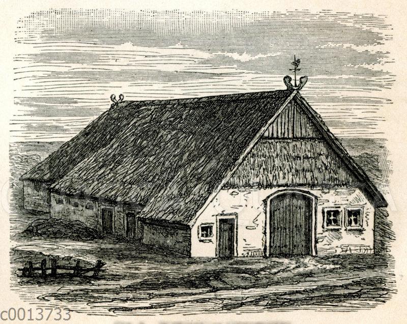 Wendisches Bauernhaus