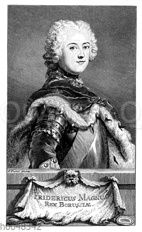 Jugendbildnis Friedrichs des Großen