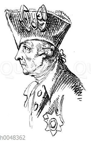Friedrich II. in den Jahren nach dem siebenjährigen Krieg