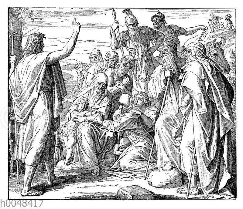 Johannes Bußpredigt