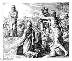 Johannis Zeugnis von Christo