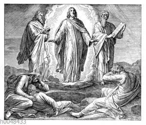 Die Verklärung Christi