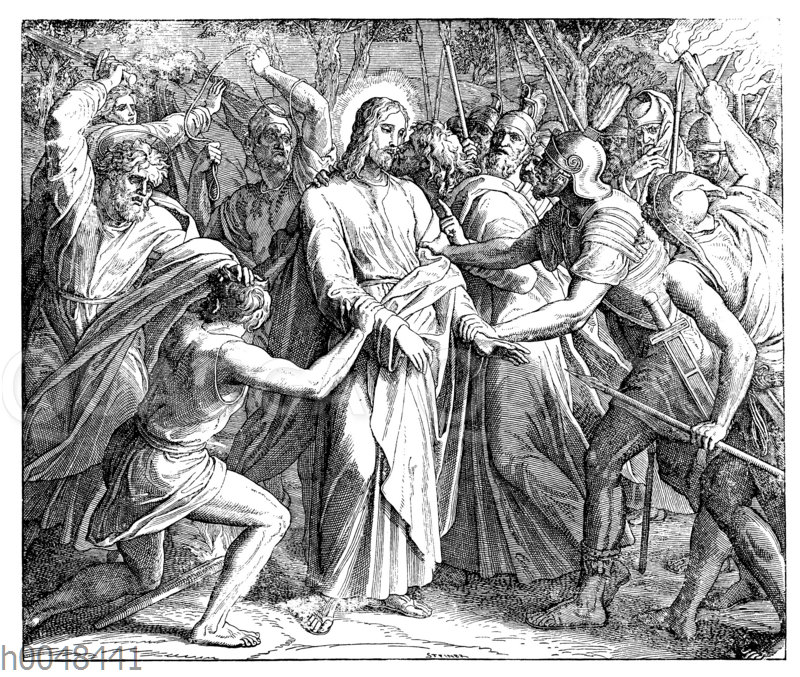 Christi Gefangennehmung
