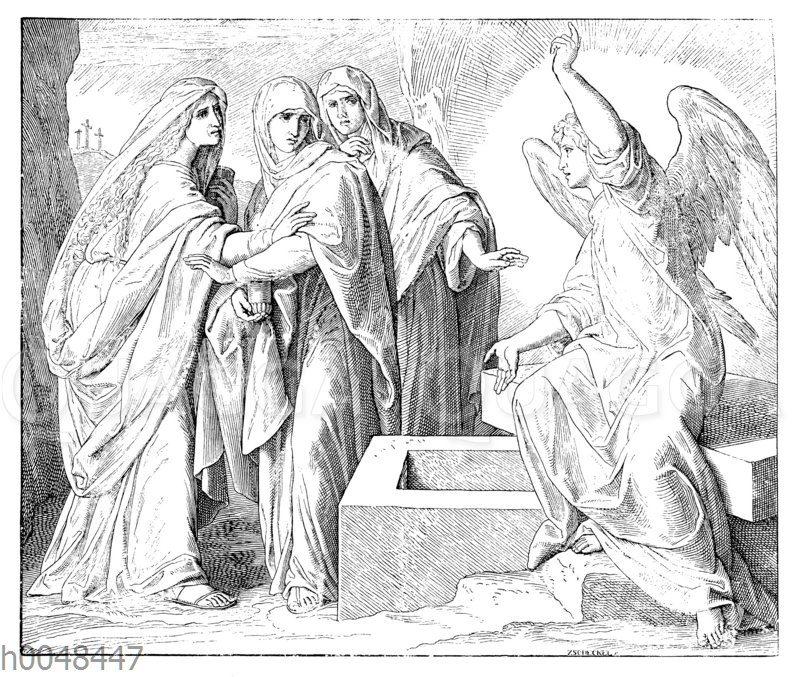 Die Frauen am Grabe Jesu